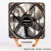 Fan Green NOTOUS 400-PWM