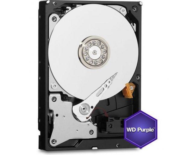 HDD 2TB Purple WD20PURX
