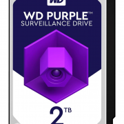 HDD 2TB Purple WD20PURX