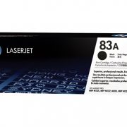Cartridge Toner 83A LaserJet
