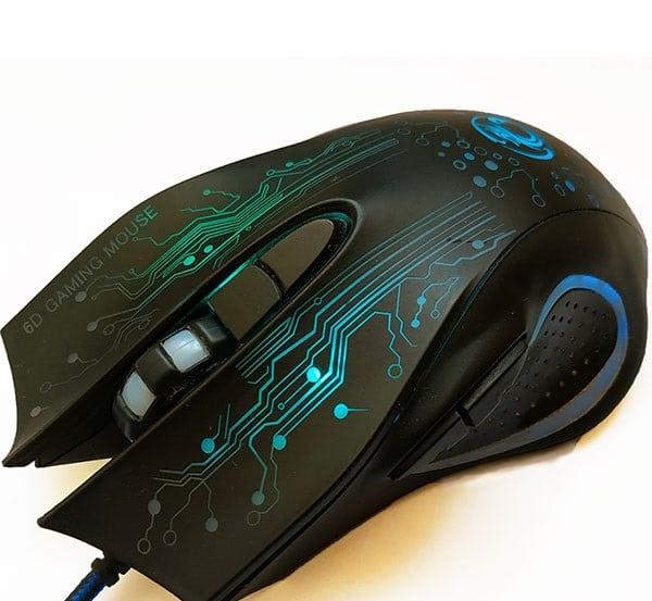 Tesco gaming mouse TM-757 GA