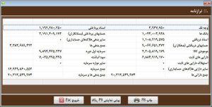 حسابداری تولیدی محک کد233