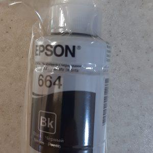 جوهر مشکی اپسون مدل Epson printer ink 664