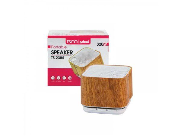 اسپیکر تسکو مدل SPEAKER PORTABLE TS 2385