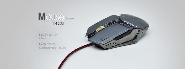 ماوس گیمینگ تسکو مدل 2021