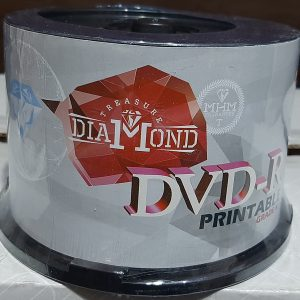 دی وی دی پرینتیبل دیاموند Printable Diamond DVD
